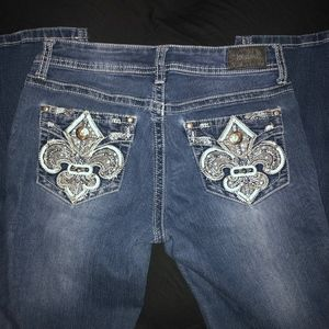 ZCO bootcut jeans [7]